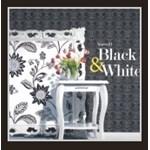 Papel de Parede Importado Black White II