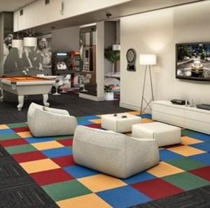 Carpete Modular Tendency