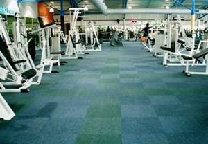 Carpete Modular Plain Bac